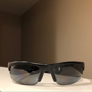 Ray Ban Polarized Sports Sunglasses